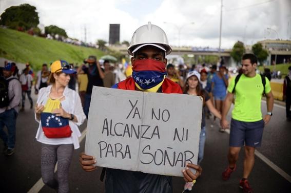 gobierno de venezuela asegura que no hay crisis 2