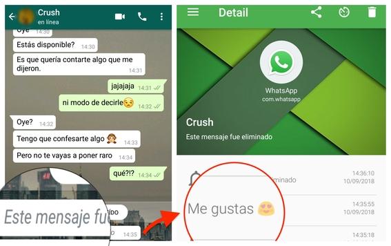 como hackear whatsapp ver mensajes eliminados 3