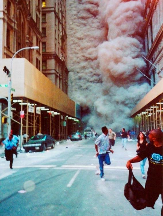videos e imagenes del atentado terrorista del 11s 2