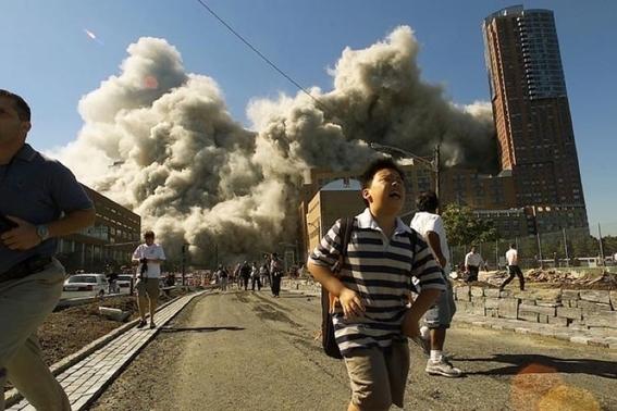 videos e imagenes del atentado terrorista del 11s 3