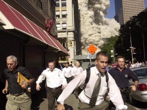 videos e imagenes del atentado terrorista del 11s 4