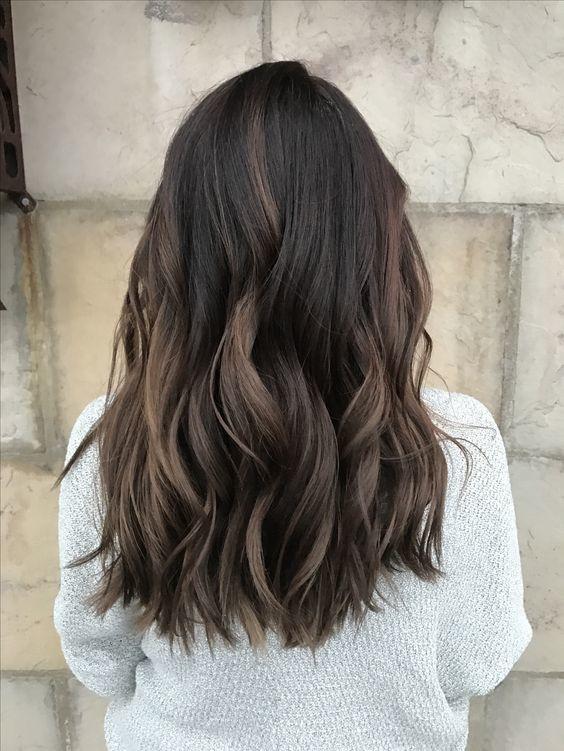 tendencias de cabello para mujeres morenas 1