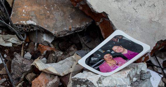 damnificados del terremoto del 19 de septiembre 1