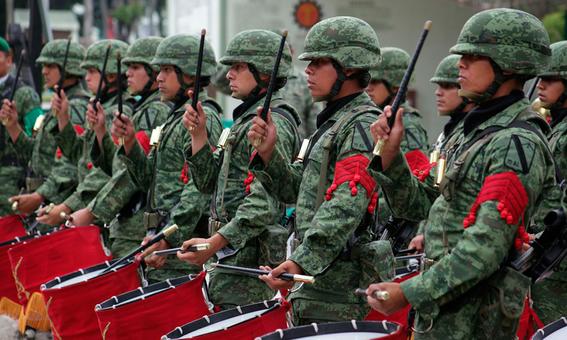 todo listo para desfile 16 de septiembre 1