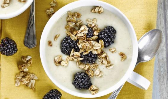 recetas de smoothie bowls para desayuno nutritivo 4