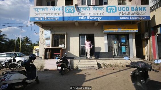 fotos de shani shingnapur en india donde no hay puertas 7