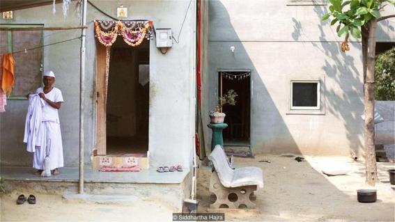 fotos de shani shingnapur en india donde no hay puertas 4