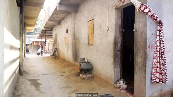 fotos de shani shingnapur en india donde no hay puertas 2