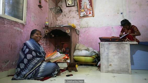 fotos de shani shingnapur en india donde no hay puertas 11