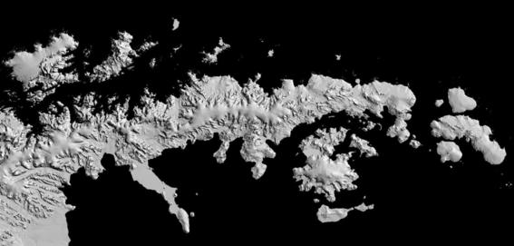 crean mapa de alta resolucion de la antartida 2