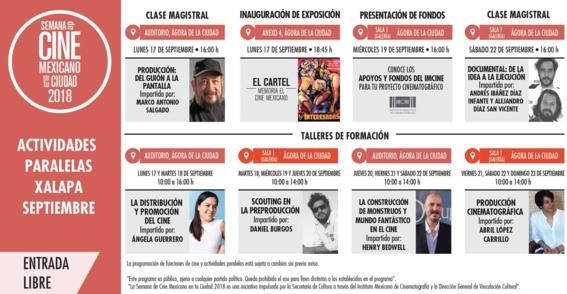 cine gratis con peliculas mexicanas en 9 ciudades de mexico 2