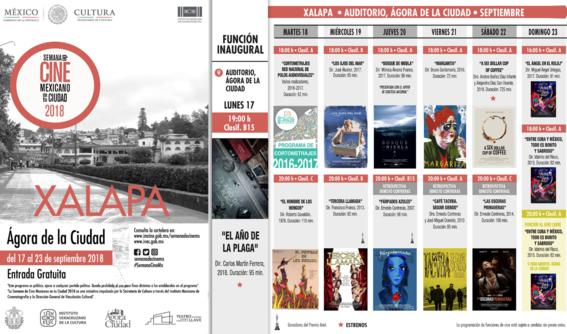 cine gratis con peliculas mexicanas en 9 ciudades de mexico 3