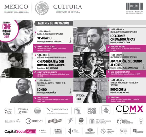cine gratis con peliculas mexicanas en 9 ciudades de mexico 4