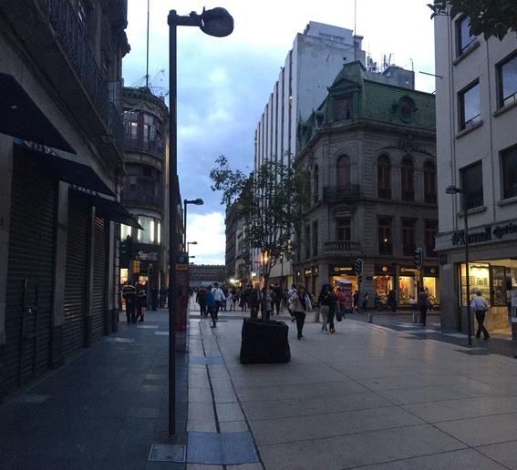 la historia de la calle madero 4