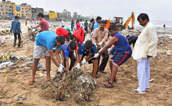 la playa que paso de ser un basurero a un hogar de tortugas 3