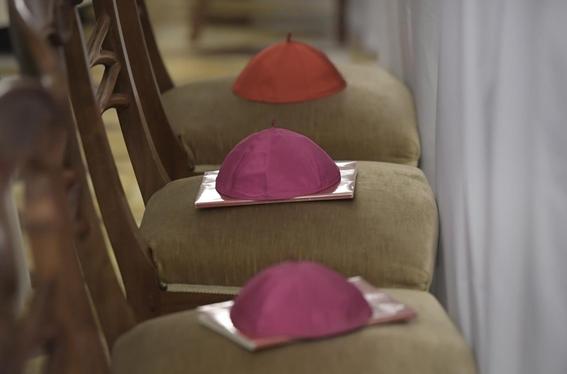 papa francisco reunion conferencia episcopal 2