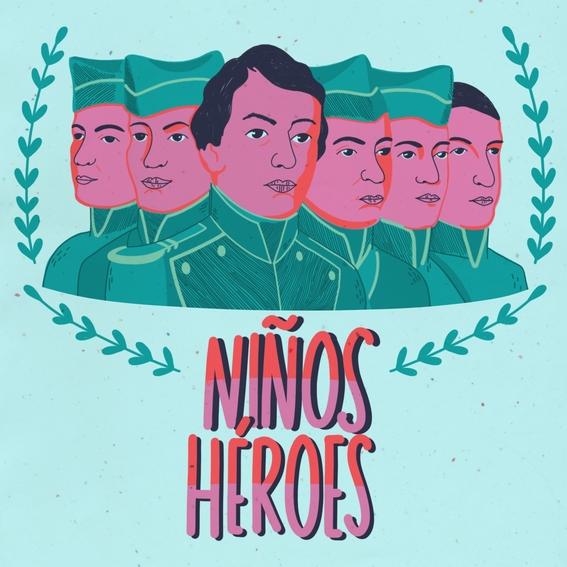 ninos heroes nombres y cuando es su dia 2