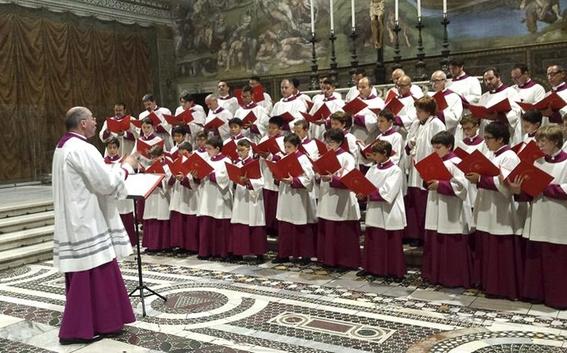 vaticano investiga posible corrupcion en coro de capilla sixtina 2