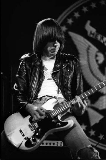 fotografias de johnny ramone el icono del punk rock 5