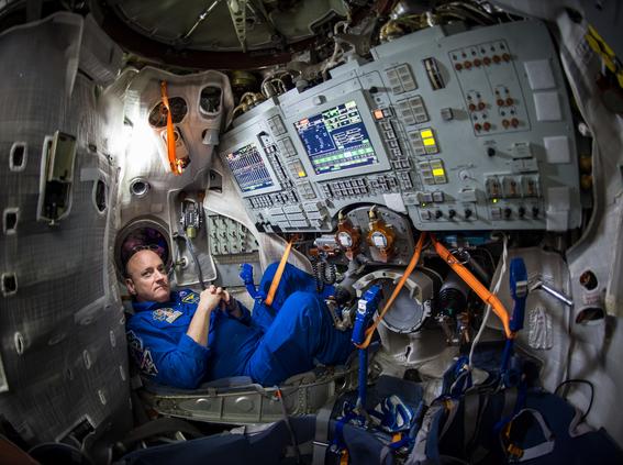 mitos de la vida astronautas en el espacio 3