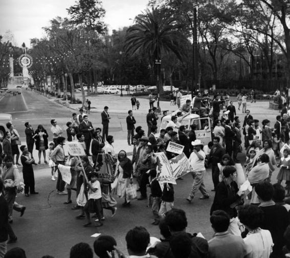 se cumplen 50 anos de la marcha del silencio 2