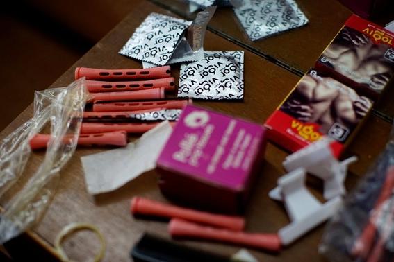 fotos de los usos de un condon en cuba 1