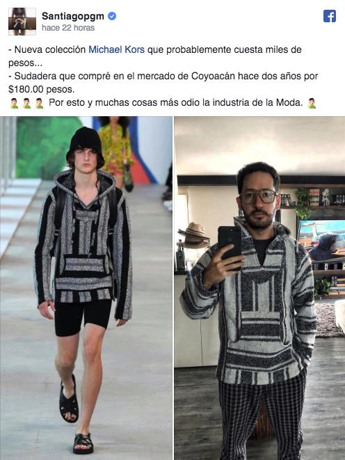 michael kors plagio diseno mexicano 1