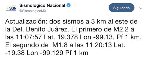 sismo 2 grados richter con epicentro en cdmx 1