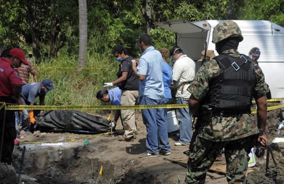 fosas clandestinas mexico 3