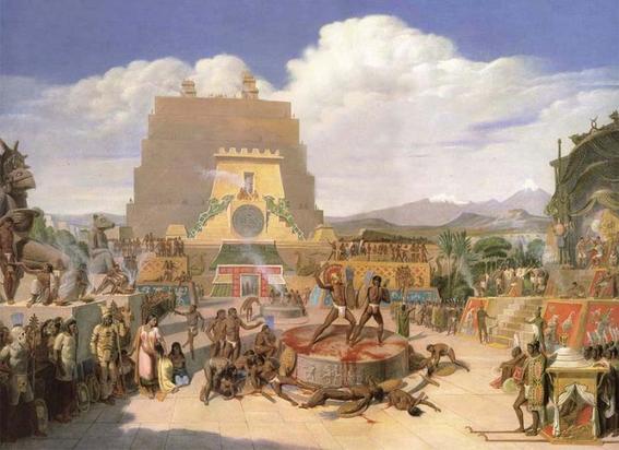 Xipe Tótec: El dios mexica que se quitó los ojos y dio su piel como alimento a la humanidad
