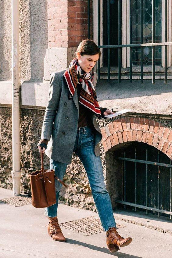 como usar botas de moda 6