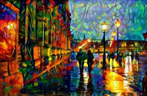 el algoritmo que produce pinturas podria reemplazar a los artistas 2