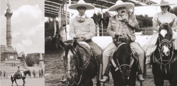 origen e historia de la charreria en mexico 1