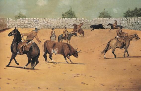 origen e historia de la charreria en mexico 6