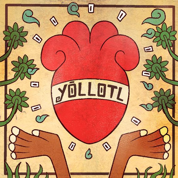 yollotl corazon en nahuatl 2
