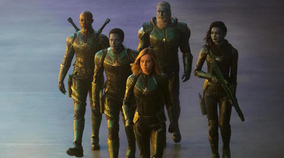 marvel revela fecha primer trailer capitana marvel 1
