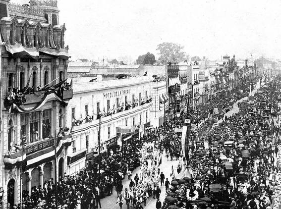 centenario de independencia 5