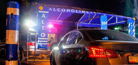 conductores fueron llevados al torito por rebasar limites de alcohol 2