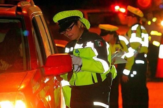 conductores fueron llevados al torito por rebasar limites de alcohol 1