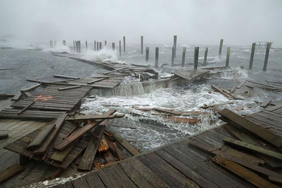 eua bajo amenaza de inundaciones por florence 3