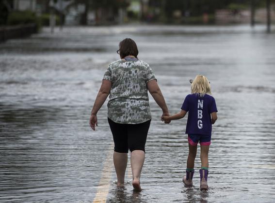 eua bajo amenaza de inundaciones por florence 4