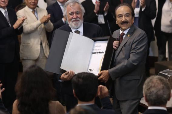 instalan primer congreso de ciudad de mexico 1