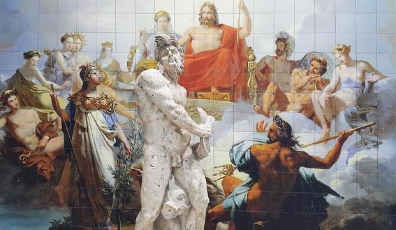 mitos griegos cortos 1