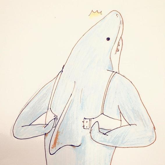 ilustraciones absurdas de keigo 4