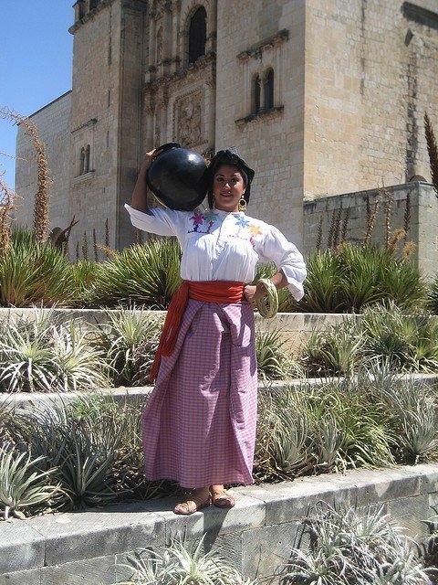 trajes tipicos de oaxaca 2