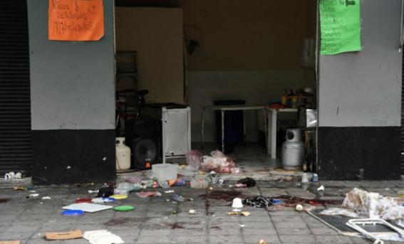 6 muertos por tiroteo en garibaldi 2