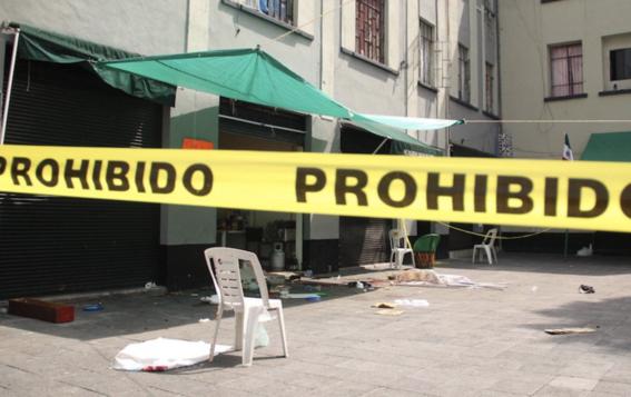 6 muertos por tiroteo en garibaldi 3