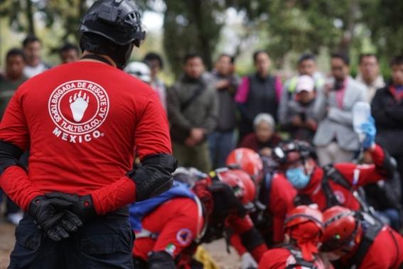 brigada de rescate topos tlaltelolco 2