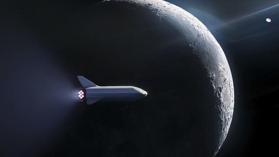 spacex revela al primer turista que viajara a la luna 3