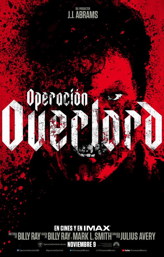 operacion overlord la feria festival del terror 2
